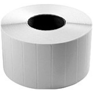 """Wasp WPL305 Barcode Label - 2"""" Width x 1"""" Length - 2300 / Roll - (Refurbished)"""