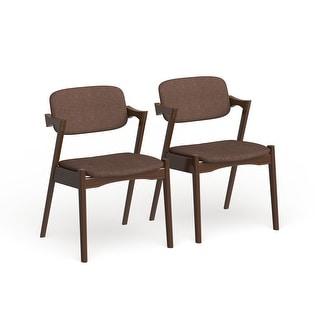 Carson Carrington Kouvola Upholstered Dining Chair (Set of 2)