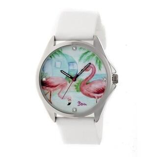 Boum Paradis Women's Quartz Watch, Luminous Hands