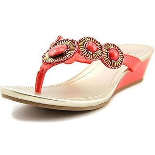 Bandolino Womens Briah Open Toe Casual Platform Sandals