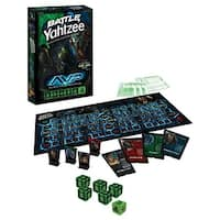 Alien vs Predator Battle Yahtzee Dice Game - multi