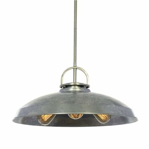 Miseno MLIT136790 3-Light Full-Sized Industrial Style Pendant