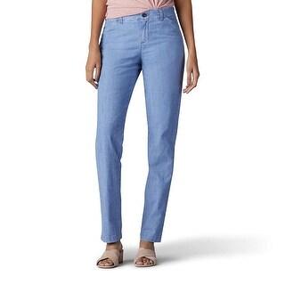 Lee Misses Platinum Label Tailored Chino Pant