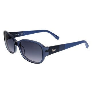 Lacoste L784/S 424 Blue Rectangle sunglasses Sunglasses