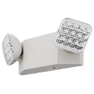Lithonia Lighting EU2 LED Emergency Exit Light, 120/277VAC