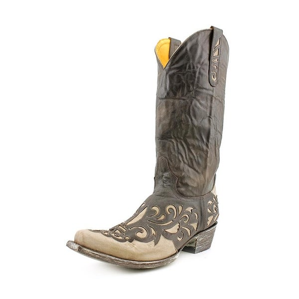 Old Gringo Gallardo 13 Men Chocolate Western Boots