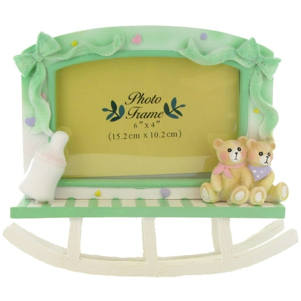 Home Life Baby Crib Picture Frame