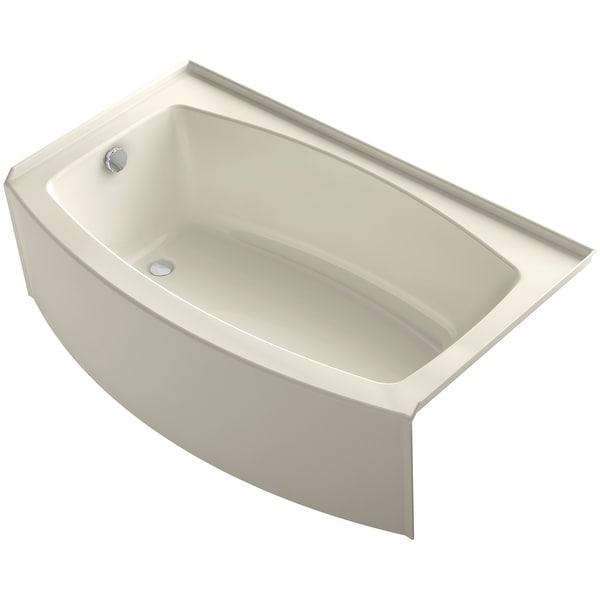 Shop Kohler K 1118 La Expanse Bath Tub 60 Quot X 30 Quot 36