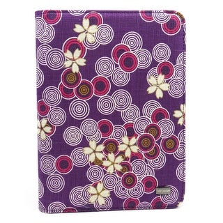JAVOedge Cherry Blossom Book Case for Amazon Kindle Touch