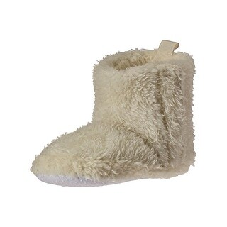 Luvable Friends Booties Adjustable Sherpa (2 options available)
