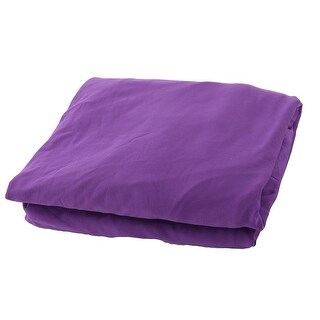 "Unique Bargains Stretch 1 Seat Sofa Cover Slipcovers Couch Protector Purple 27.5"" - 39.3"""