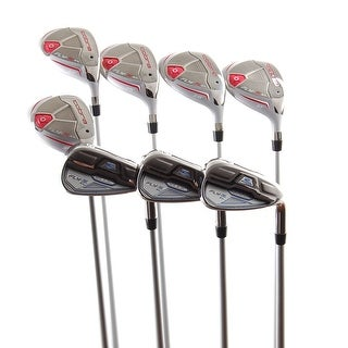 New Cobra Ladies Fly-Z XL Hybrid Iron Set 3H-7H + 8i-PW Graphite RH +HCs