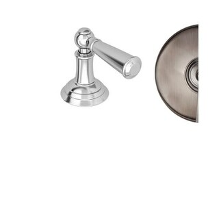 Newport Brass 3-373 Single Metal Lever Handle with Escutcheon for the Aylesbury and Jacobean Collections