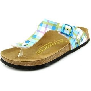 Papillio Gizeh Open Toe Synthetic Thong Sandal