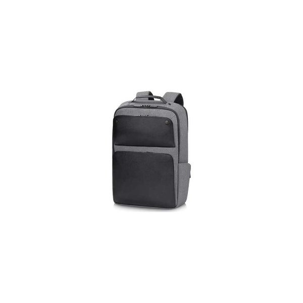 HP Exec 15.6 Midnight Black Backpack Exec 15.6 Midnight Black Backpack