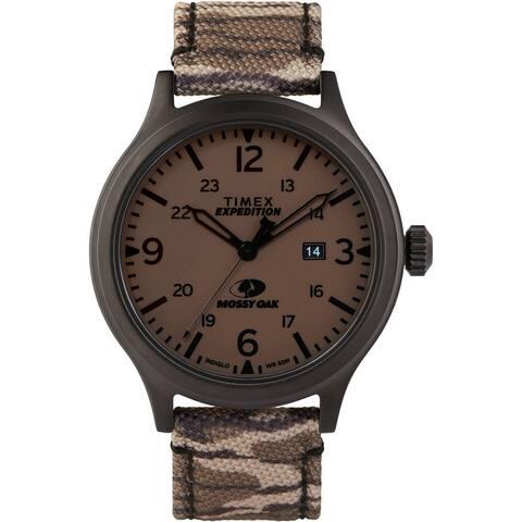 Timex x Mossy Oak TW2U20900 Expedition Scout 43mm Watch