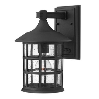 Hinkley Lighting 1804-LED 1 Light LED Outdoor Wall Sconce From the Freeport Collection