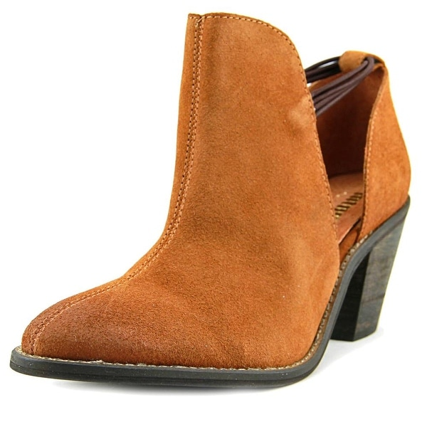 MTNG Nova Women US 8 Brown Bootie