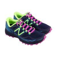 New Balance Vazee Summit Womens Black Textile Athletic Lace Up Running Shoes
