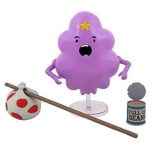"""Adventure Time 5"""" Action Figure: Lumpy Space Princess - multi"""