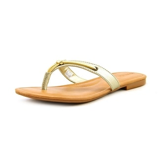 Sperry Top Sider A/O Thong Open Toe Synthetic Thong Sandal