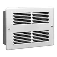 King WHF2020 2000W 208V Wall Heater - White