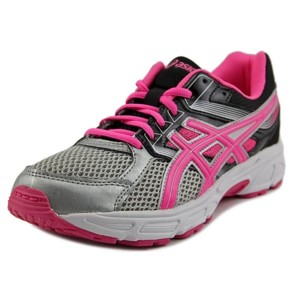 Asics Gel-Contend 3 GS Youth Round Toe Synthetic Pink Running Shoe