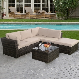 Outdoor Sofas, Chairs & Sectionals - Shop The Best Deals For May 2017 Couch L Form