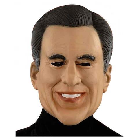 Mitt Romney Costume Mask - Tan