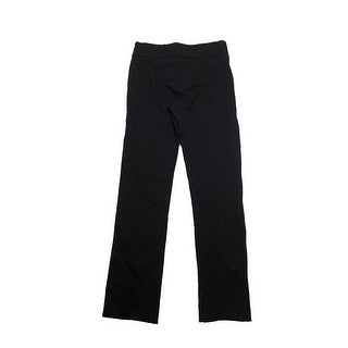 Inc International Concepts Black Straight-Leg Pants 2