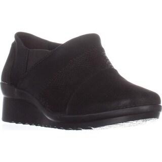 Clarks Caddell Denali Comfort Wedges, Black (5 options available)