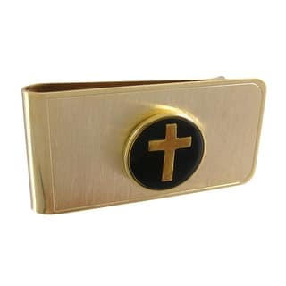 Gold Plated Christian Cross Money Clip - Black|https://ak1.ostkcdn.com/images/products/is/images/direct/ae324d6dddc548b59147903364262ab8fdf84fcb/Gold-Plated-Christian-Cross-Money-Clip---Black.jpg?impolicy=medium