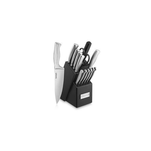 15Pc Ss Hollow Handle Block Set Cutlery Knife Block Set 15Pc Ss Hollow Handle Block Set Cutlery Knife Block Set