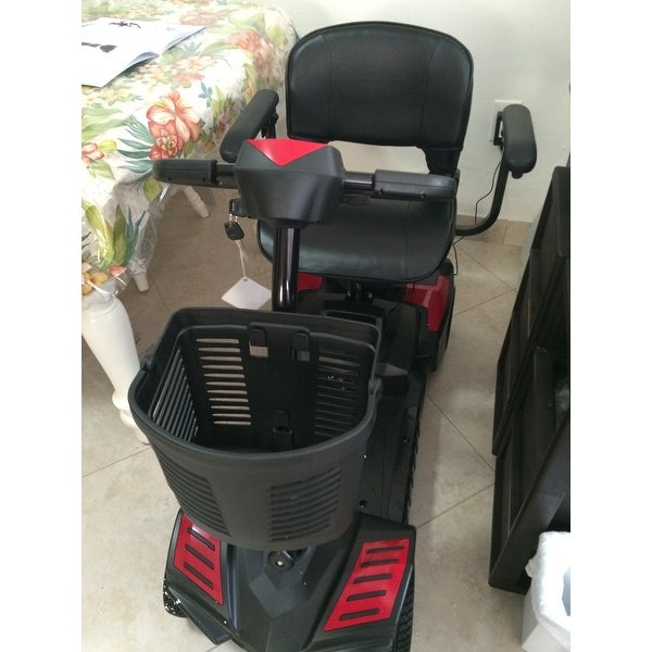 Top Product Reviews for Drive Medical Scout Compact 4-wheel Travel