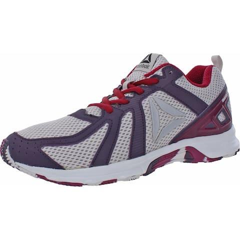Reebok Womens Runner MT Sneakers Mesh Running - Lilac/Met/Cherry/Purple - 7 Medium (B,M)