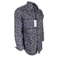 Robert Graham HARRISVILLE Plaid Cotton Classic Fit Sports Shirt