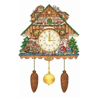 Alexander Taron 11653 Korsch Advent - Cuckoo Clock