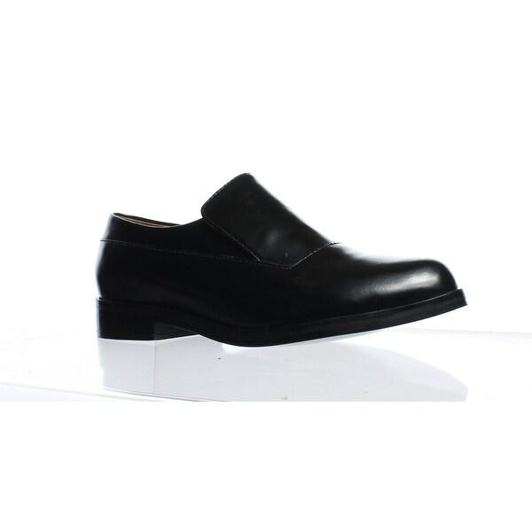 1877bffb7ed Shop Seychelles Womens Sunstone Black Loafers Size 6 - On Sale ...