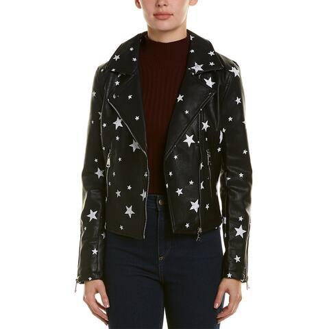 Vigoss Painted Star Moto Jacket