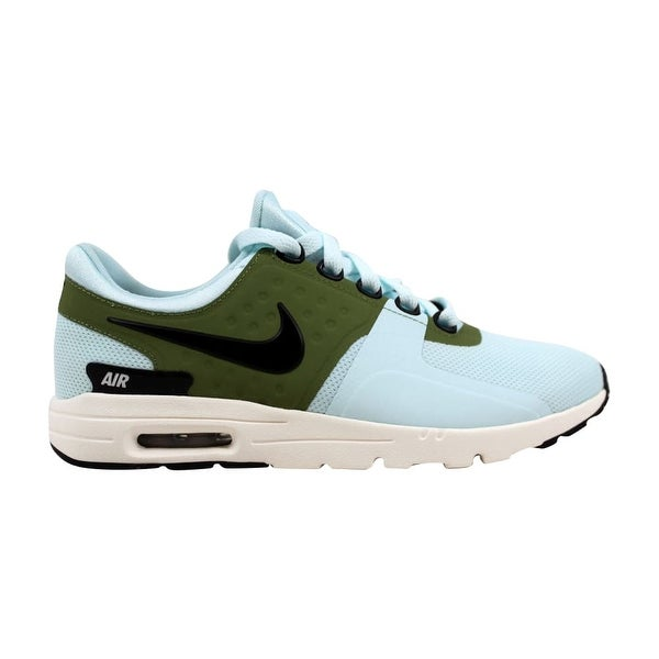 6c1c535cac Shop Nike Air Max Zero Glacier Blue/Black-Ivory 857661-400 Women's ...