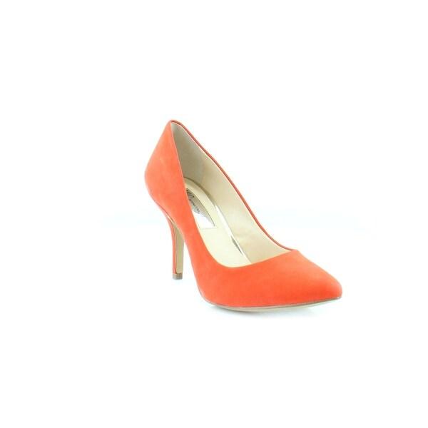 INC Zitah Women's Heels Papaya