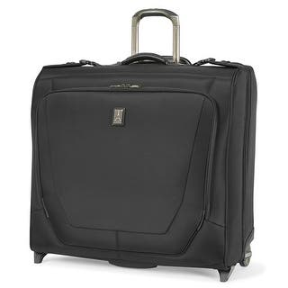 "Travelpro Crew 11 - Black 50"" Nylon fabric Garment Bag w/ Duraguard Coating & Integrated USB Port