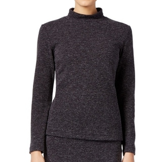 Calvin Klein NEW Gray Women's Size Small S Turtleneck Mock Sweater