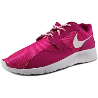Nike Kaishi Youth Round Toe Synthetic Pink Sneakers