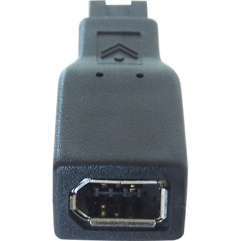 Siig, inc. cb-896111-s2 firewire 800 (1394b) 9-pin to 6-pin adapter