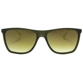 Mens New Shades Black Frame Brown Shade New In Style On Sale