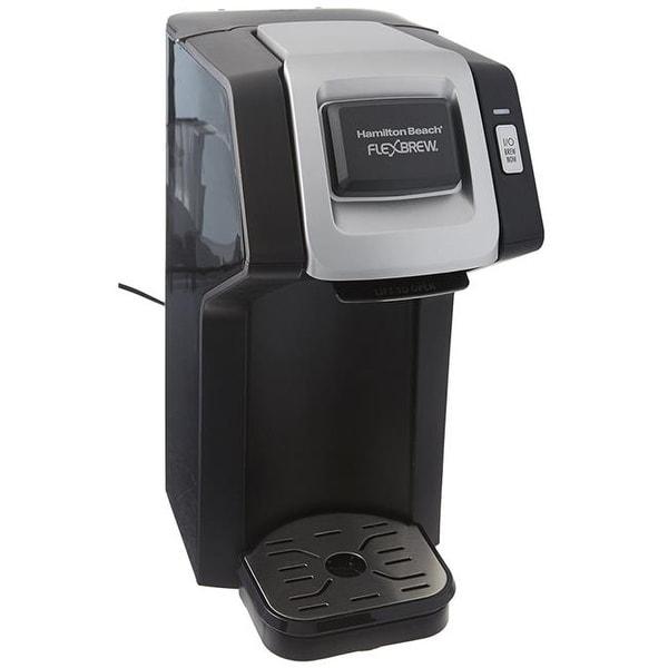 Shop Hamilton Beach 49974 Flexbrew Single Serve Coffee Maker Black