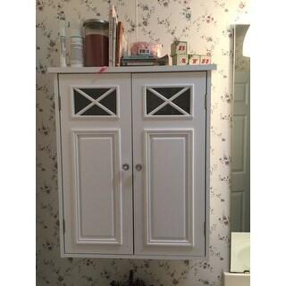 Virgo 2-door Wall Cabinet by Essential Home Furnishings