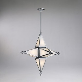 "Cyan Design 4108 30.5"" Small Six Light Star Pendant"