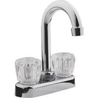 Mintcraft Bar Faucet Acryl 2-Hndl Chrome PFN47850CP-LF